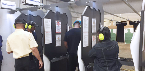 Handgun Training in Arlington, TX